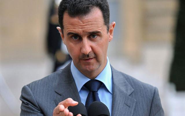بشار الأسد يعلن تخليّيه عن منصبه كرئيس في هذا التاريخ !