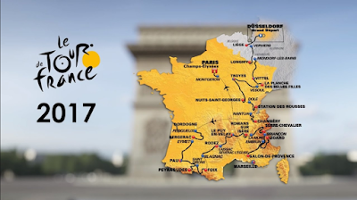 Comment regarder le Tour de France 2017 en direct