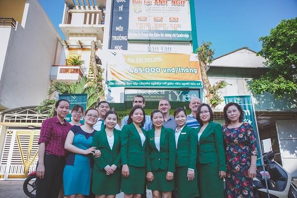 Danh sách các trung tâm anh ngữ ở Đà nẵng 5