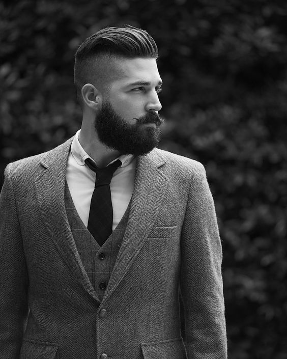 Phenomenal Modern Beard Styles For Men Short Hairstyles For Black Women Fulllsitofus