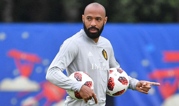 Thierry Henry đồng ý dẫn dắt Bordeaux