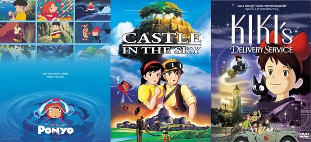 film terbaik hayao miyazaki