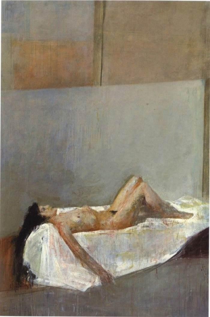 Греческий художник. Dimitris Andreadakis