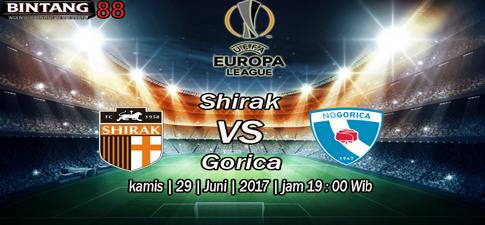 Prediksi Skor Shirak Vs Gorica 29 Juni 2017