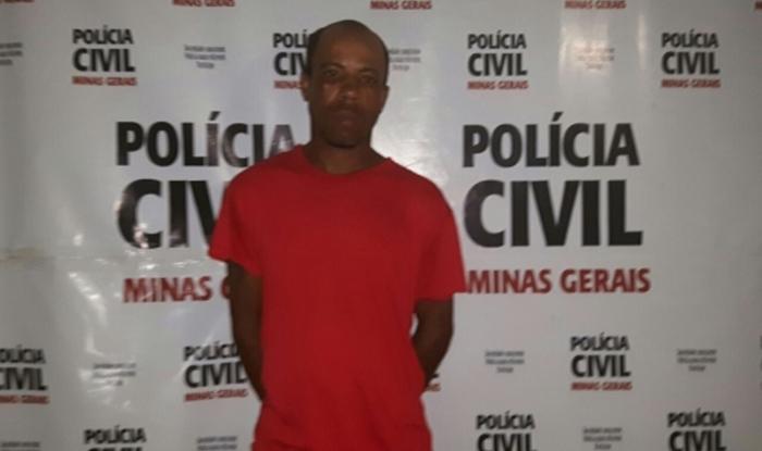 Acusado de agredir e estuprar a prima de 12 anos é preso após ter fugido para Minas Gerais