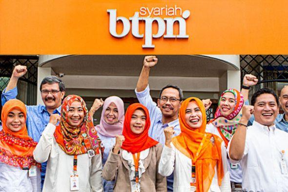 Bank Tabungan Pensiunan Negara Syariah (BTPN Syariah)