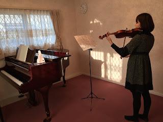 関目 バイオリン教室
