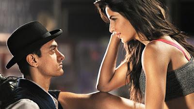 Dhoom 3, Aamir Khan, Katrina Kaif