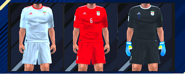 0274f178b Iran 2018 World Cup Kits PES PSP For Emulator PPSSPP