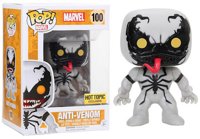 Hot Topic Exclusive Marvel Anti-Venom Pop! Vinyl Figure by Funko