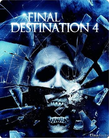 The Final Destination 4 full movie 2009 Poster