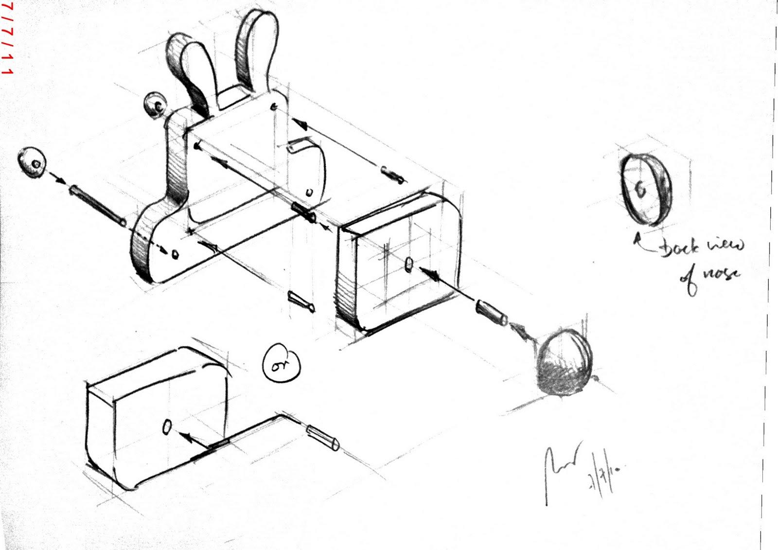 Design Journal Sos Working Drawing Starter Kit