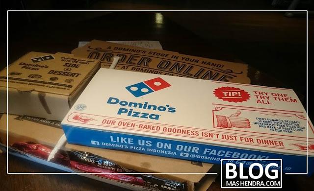 Domino's Pizza di Sawangan, Depok - Blog Mas Hendra