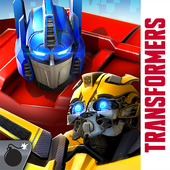 TRANSFORMERS: Forged to Fight Mod APK v1.0.1 Terbaru April 2017 Gratis