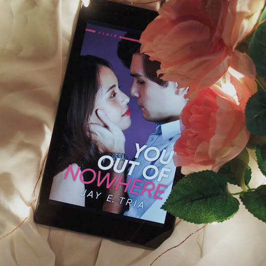 BLOG TOUR: YOU OUT OF NOWHERE