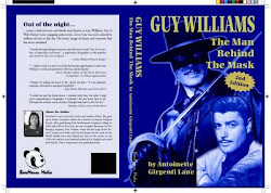 Guy Williams - The Man Behind The Mask