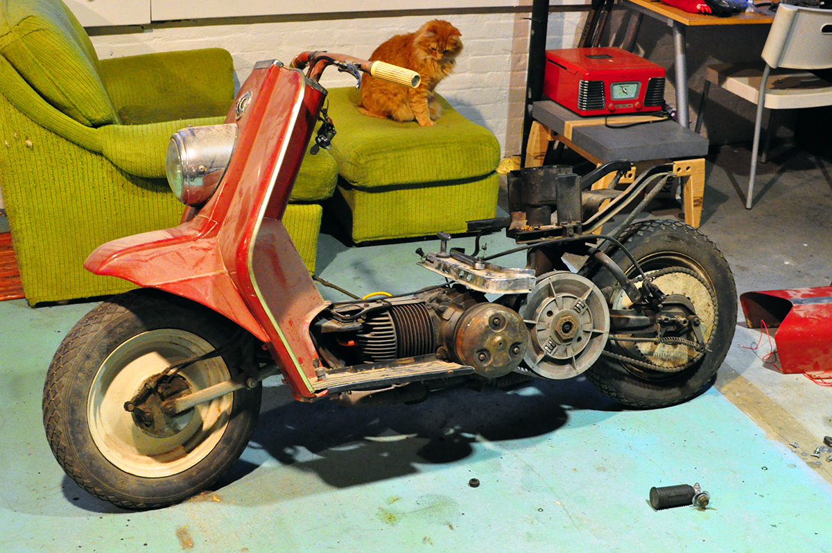 Topper Kaufen Counter Balance Motorcycles Harley Topper Project