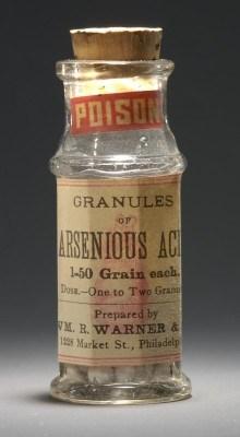 racun arsenik racun paling mematikan buat manusia