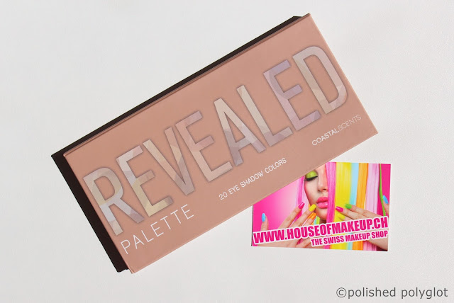 Coastal Scents Revealed packaging