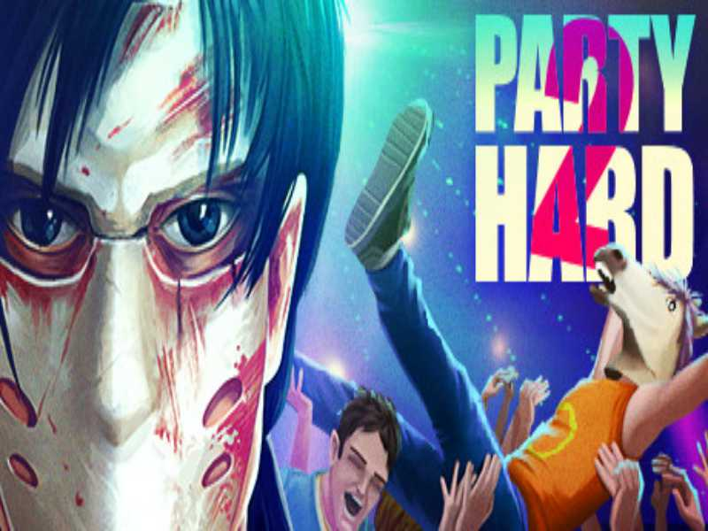 Party Hard 2 Game Free Download For PC Laptop Setup