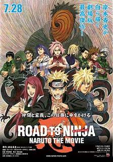 Filme 6 Road to Ninja - Naruto Shippuden