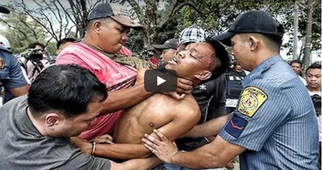 ACTUAL VIDEO DRUGLORD HINULI NG PULIS GULAT NA GULAT ANG LAHAT SA PANGYAYARI