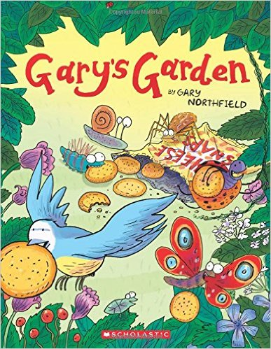 Garys Garden By Gary Northfield Scholastic This Small Print Graphic Novel Sleeper Is A Surprise Gem That Will Be Well Liked Any Elementary Aged Kid