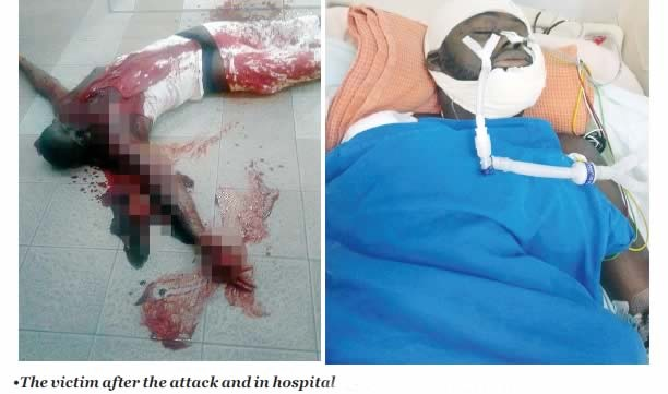 Nigerian attacked by cultists in Malaysia