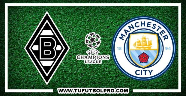 Ver Monchengladbach vs Manchester City EN VIVO Por Internet Hoy 23 de Noviembre 2016