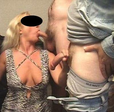Mi esposa en un trio hmh con un jovencito