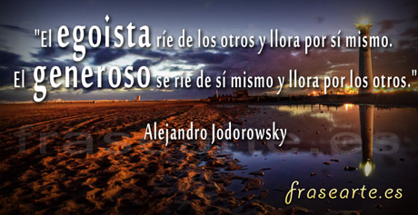 Frases de Alejandro Jodorowsky para compartir
