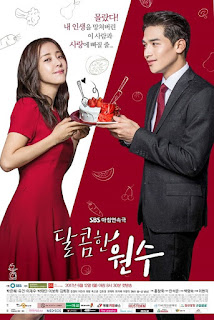 Sinopsis Drama Sweet Enemy