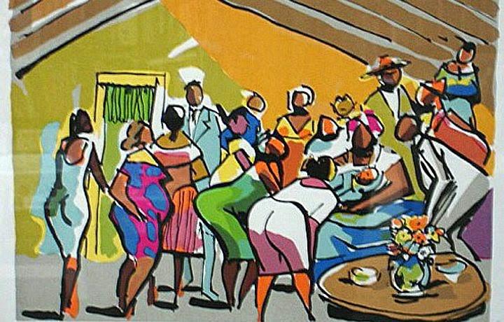 Pastores da Noite - Carybé ~ Um pintor fascinado pela cultura da Bahia
