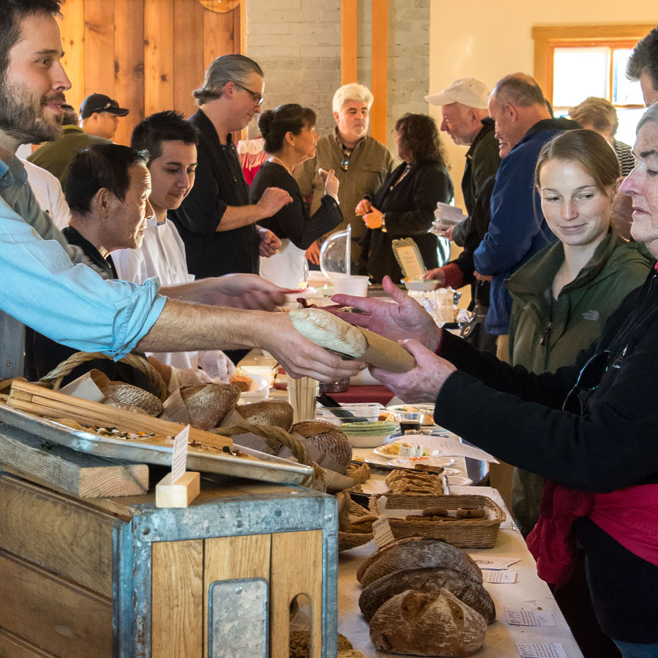 The First Annual Bite of the San Juans, October 26, 2014, held at the Brickworks.