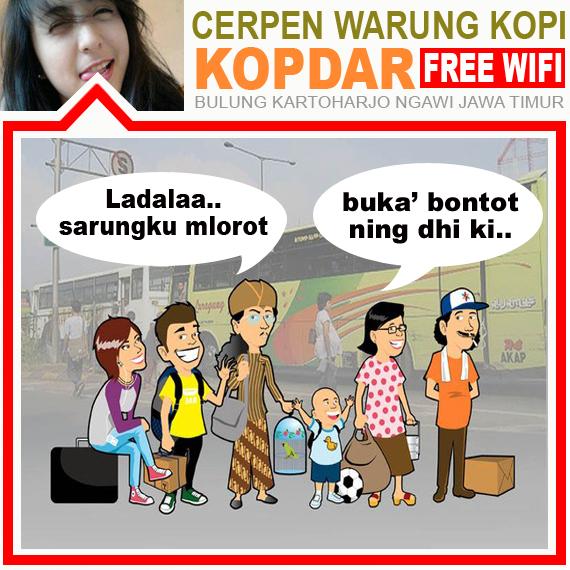 "Pengalaman Lucu Bahasa Jawa ""Bule Gosong"""