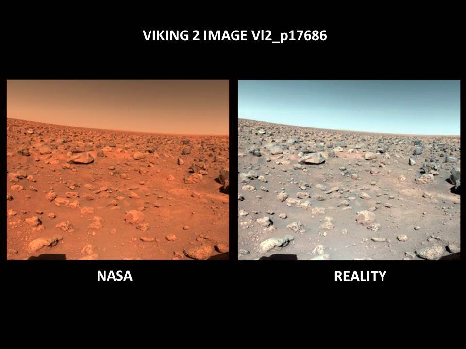 Planet Mars Real Color - Pics about space