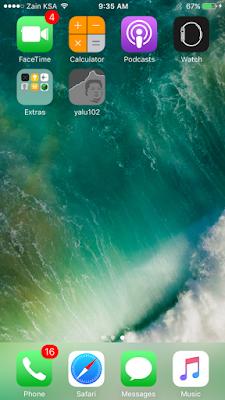 كيفية جيلبريك جميع اصدارات iOS 10 بدون كمبيوتر للايفون والايباد