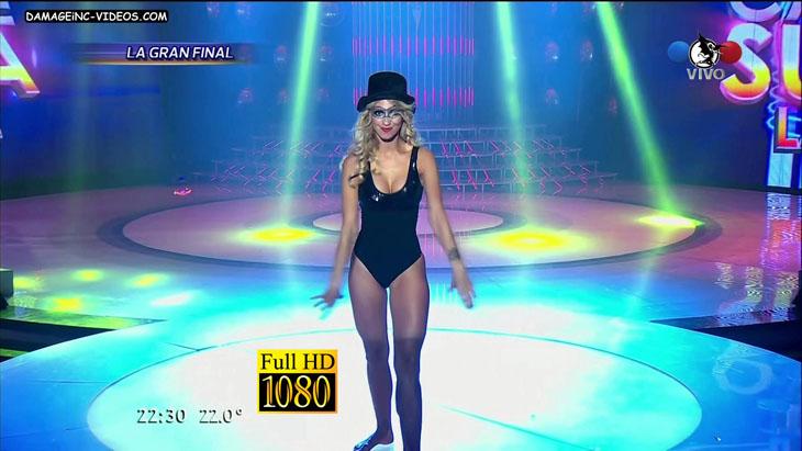 Camila Mendes Ribeiro fit body in black undies damageinc videos HD
