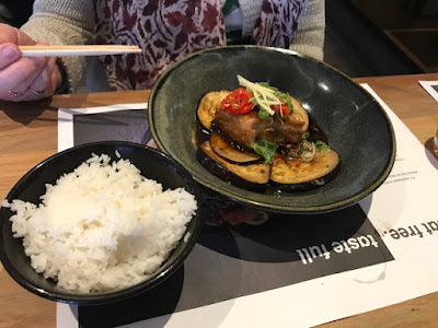 Dining, Essex, Review, Wagamama,Intu Lakeside