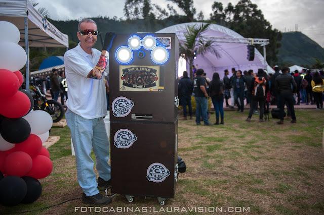 Alquiler de fotocabinas para eventos de fin de año empresariales