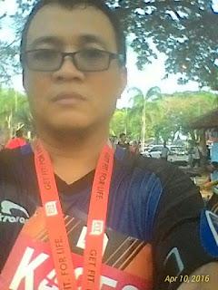 RUn 10Km FitMalaysia Melaka