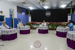 Rusli Habibie Minta Masyarakat Jangan Politisasi Penanganan Covid-19 di Gorontalo