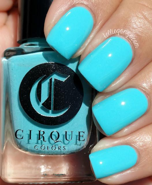 Cirque Colors Miami-Dade