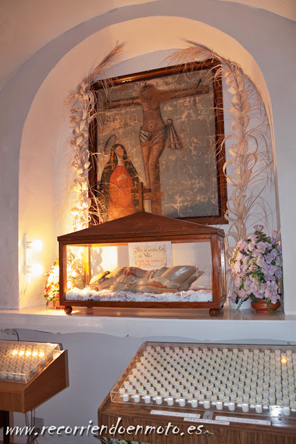 Cristo del Valle, Tembleque