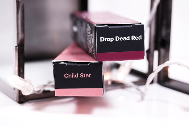 Drop Dead Red Child Star
