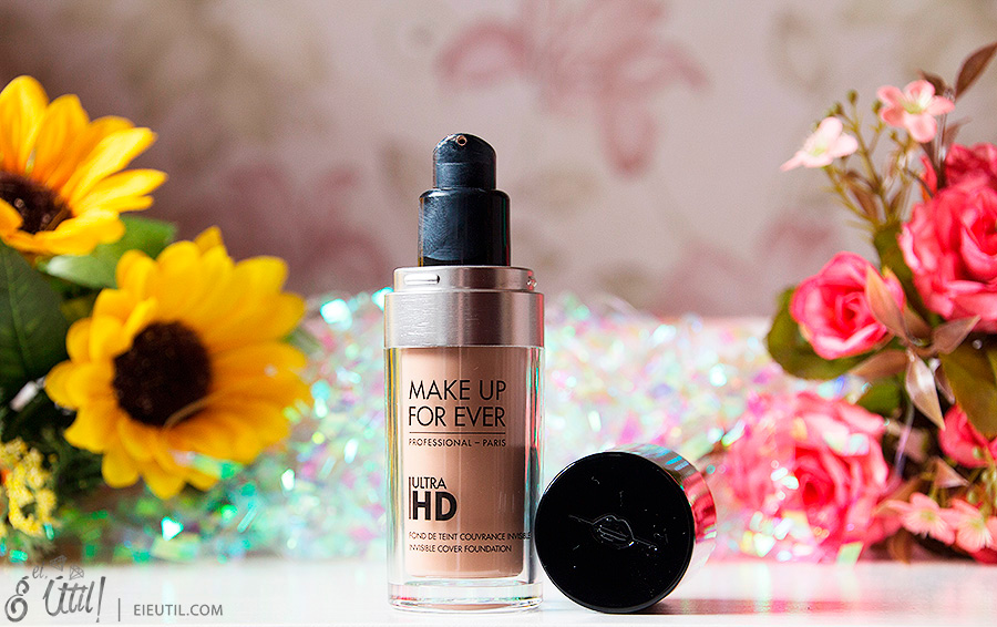 Base Ultra HD Invisible Cover Foundation - Make Up For Ever
