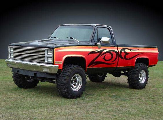 1973-1987 Chevy Truck