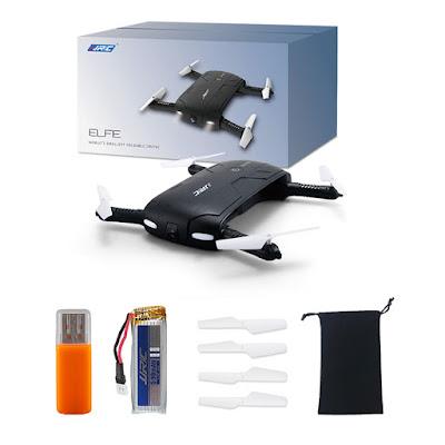 Spesifikasi Drone JJRC H37 Elfie - OmahDrones