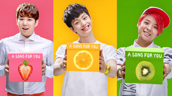 Sungjoyfamily: A Song For You Season 3 - Sungjae with Kangin & Amber