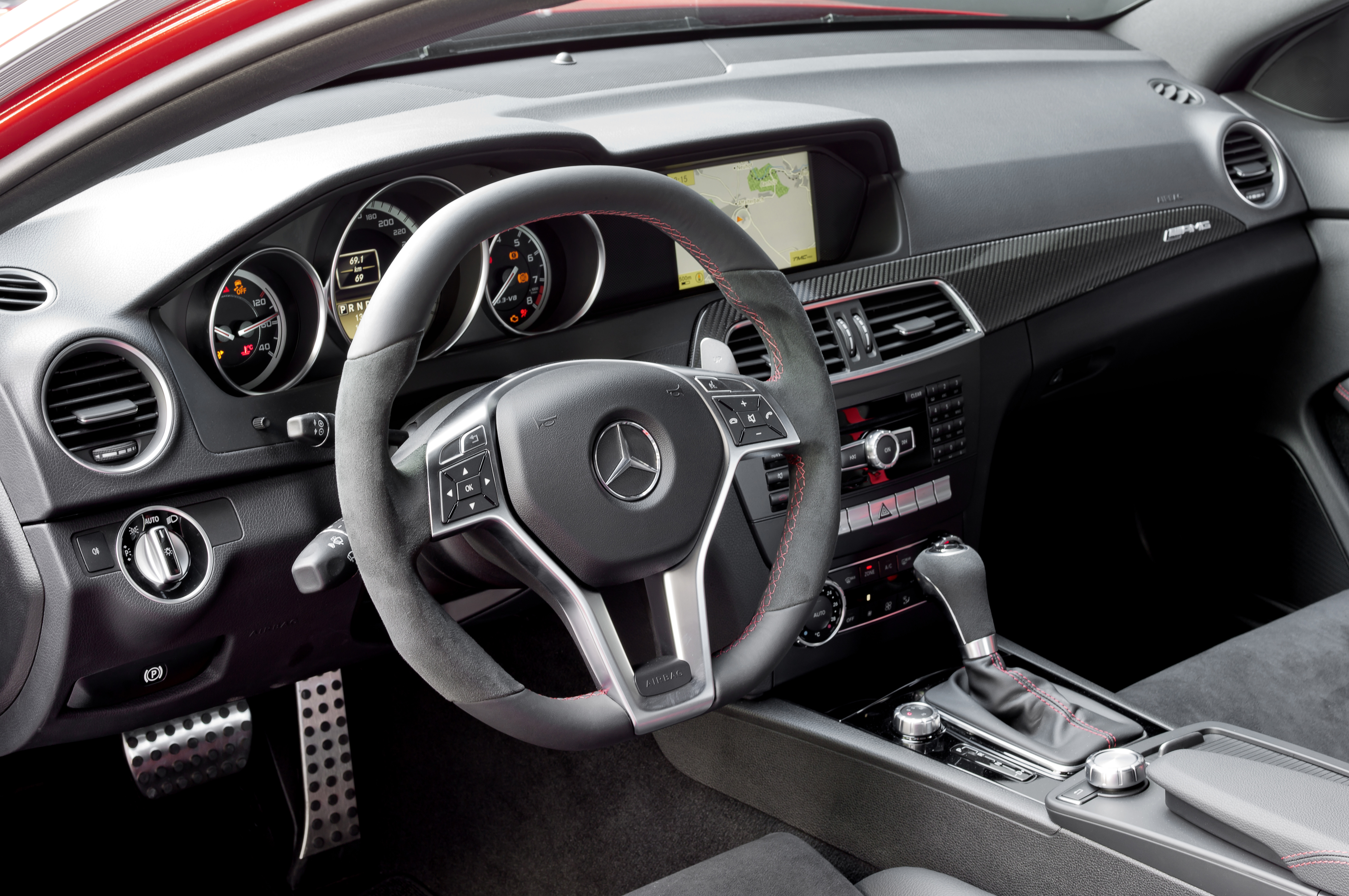 0 To 62mph Official Mercedes C 63 Amg Black Series The